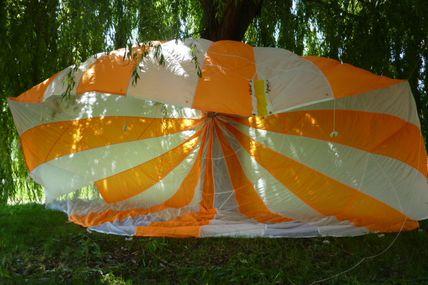 """Nouveau parachute """"Duras"""", commencé !"""