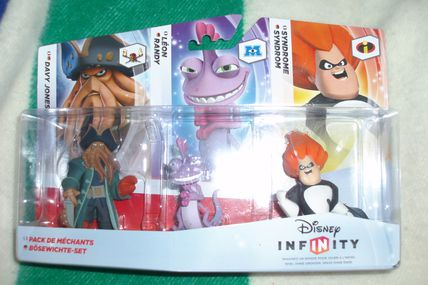 Figurine Disney Infinity : Syndrome (Les Indestructibles)