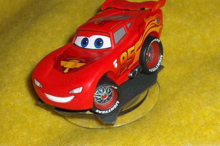 Figurine Disney Infinity : Flash McQueen (Cars)