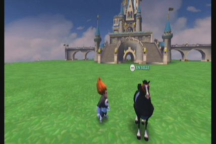 Power Disc Khan le Cheval - Khan (Disney Infinity)