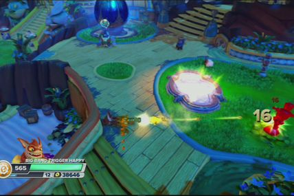 Skylanders Swap Force : Big Bang Trigger Happy