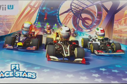 Images : F1 Race Stars Boosted Edition (Wii U)