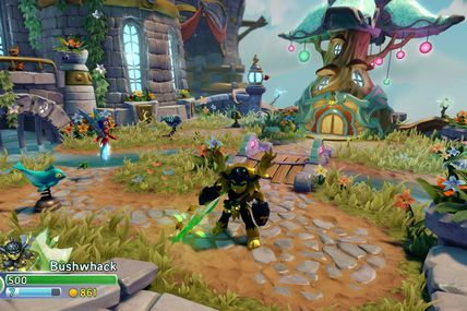 Skylanders Trap Team : Legendary Bushwhack