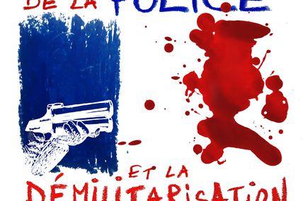 DÉSARMONS LA POLICE