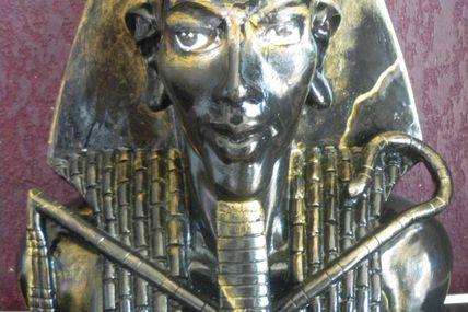 Michael Jackson Pharaon , buste