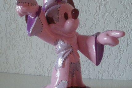 Mickey ( Fantasia ) pink version