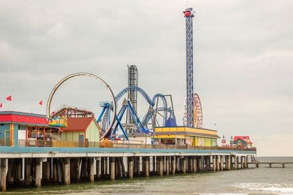 Galveston Capital Tourism and Marketing - 10 Things to Do In Galveston with Kids