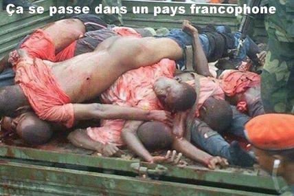 Afrique: Les crimes des dictateurs et tyrans francafricains: Exploitation abusive des populations et Violations graves des droits de l'homme(2)!