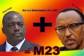 Les rebellions en Afrique: Le cas congolais et le M23: Le role trouble de la communaute internationale.