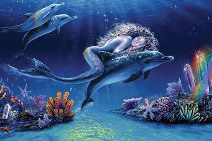 Déesse de l'Océan
