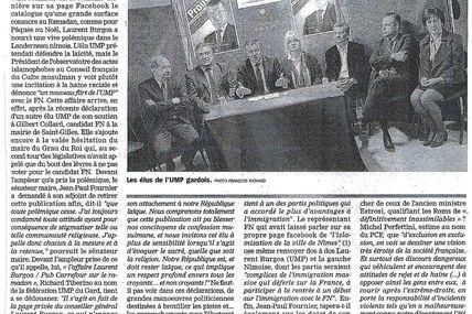 """La Marseillaise du 9 juillet : """"Grandes manoeuvres d'apprentis sorciers?"""""""