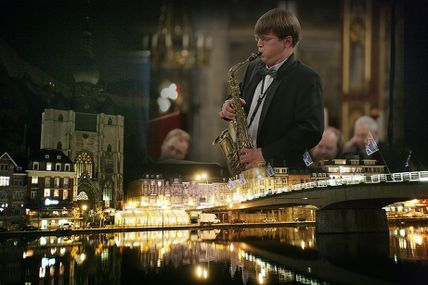 Dinant : Concours international Adolphe Sax 2014