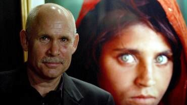 Steve McCurry dévoile des regards pénétrants