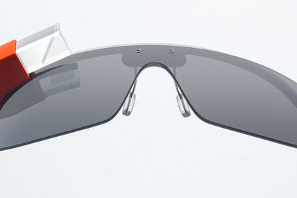 Google Glass à la façon Bono.