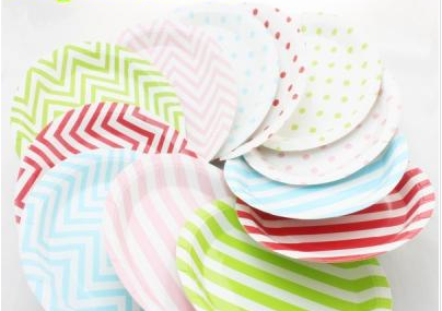 About Decorative Paper Plates Party Supplies