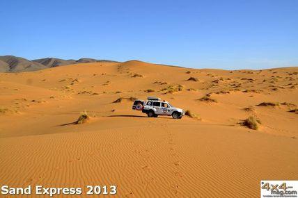 Dans les coulisses du Morocco Sand Express notre raid au Maroc