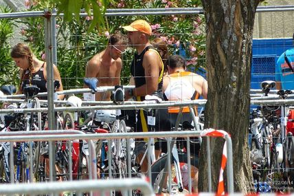 Triathlon CLM Carpentras 22/06/2014