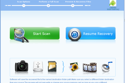 How to Use Android Data Recovery Pro
