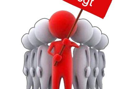 Syndicats, élections, CGT, présidentielle.