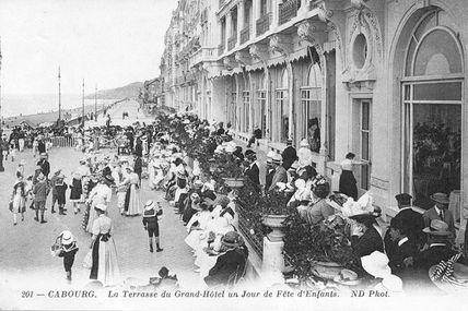 Levée de fonds à la Proust; Fundraising a la Proust
