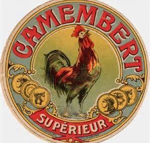 Camembert et Cambremer; Camembert and Cambremer
