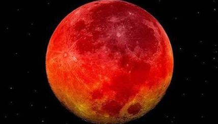 Lune rouge, Lune blanche; Red Moon, White Moon