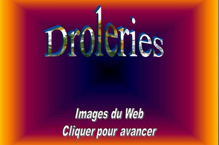 Droleries