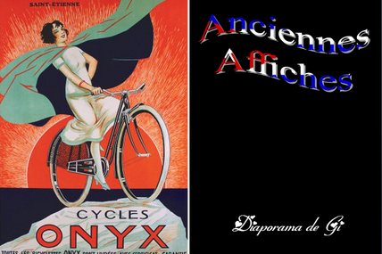 Anciennes affiches