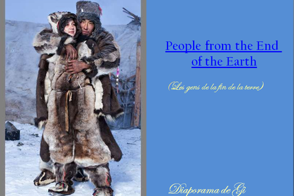 People from the end of the earth