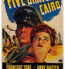(Five graves to Cairo (1943