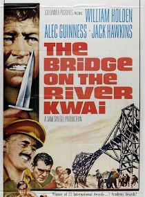 (The bridge on the river Kwai (1957