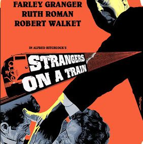 (Strangers on a train (1951