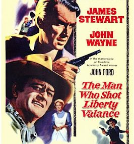 (The man who shot Liberty Valance (1962
