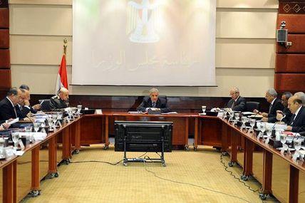 تعديلات القوانين التى وافق عليها مجلس الوزراء (10/4/2014)