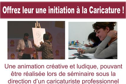 Initiation à la caricature !