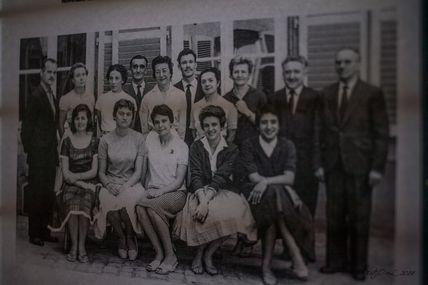 Retrouvaille des anciens élèves de l'INJS Metz