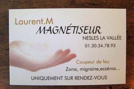 Magnetiseur Coupeur De Feu LaurentMover Blog