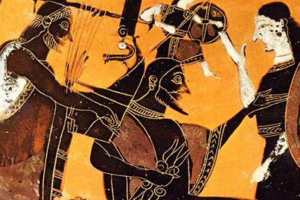 BAMBA MAI la naissance de la déesse ATHENA Zeus avala Métis, une déesse qui
