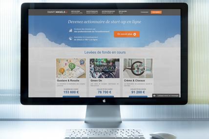 Smart Angels annonce une levée de fonds d'1 million d'euros - Frédéric Montagnon