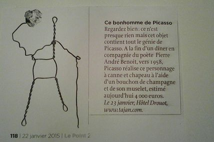 Muselet Picasso