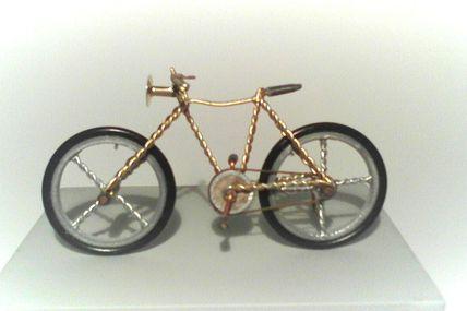 Muselets et vélos !