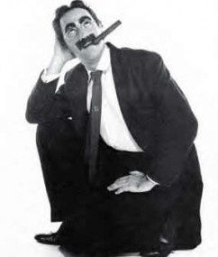 Frases humoristicas – Groucho Marx