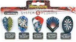 What You Should Know About The Different Types Of Dart Flights