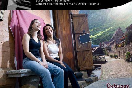 Radio, audition des élèves, préparation des concerts...