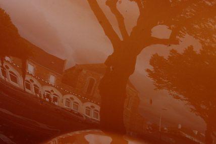 REFLET SUR L'ECOLE D'ART A SAINT NAZAIRE
