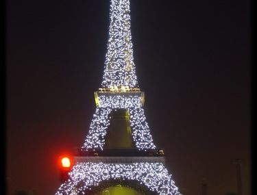MES VACANCES DE NOEL A PARIS