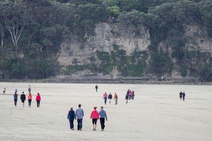 Jour 1 : Auckland - Mangawhai heads  150 ème Km