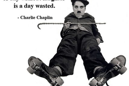 Citation / Quote (Chaplin)