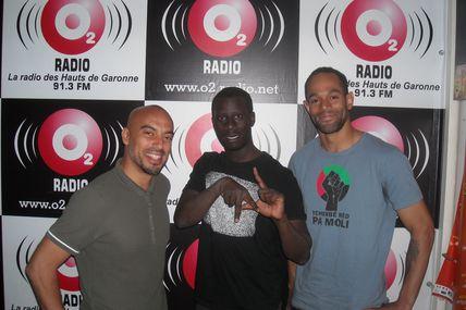 o2 radio 91.3FM : Aux Arts Citoyens du 17 avril 2014
