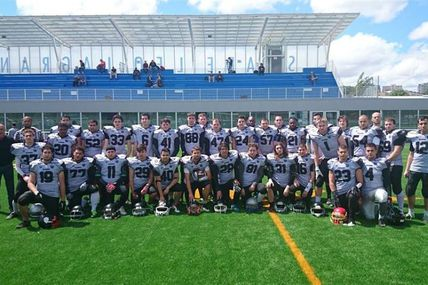Sport Campus Football Américain Universitaire - Les Raiders de Bordeaux, champions de France